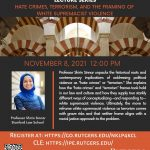 De-Securitizing Muslim Identities Lecture Series